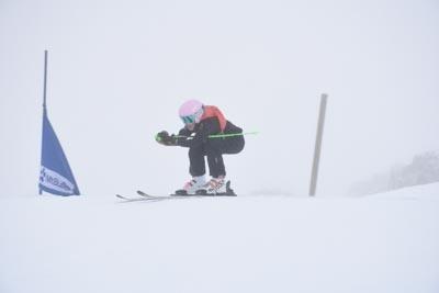 Skier Cross Division 4 Girls