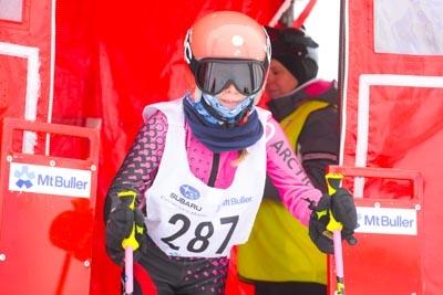 Alpine GS Division 5 Girls – Gate Shots