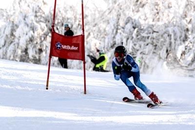 Alpine GS Division 3 Boys Race Shots
