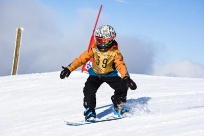 Snowboard Cross Division 4 & 5 Boys – Final