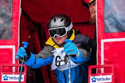 Alpine GS Multi Class Events – Gate Shots