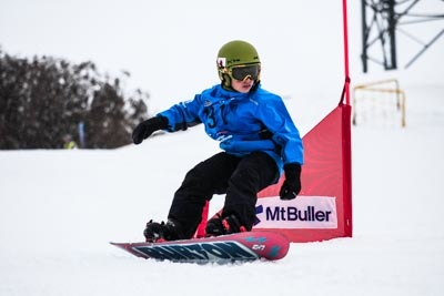 Snowboard GS Division 5 & 4 Boys – Race Shots