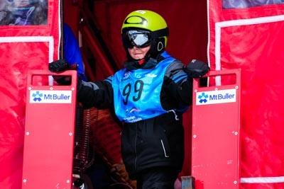 Snowboard GS Division 4 & 5 Boys – Gate Shots