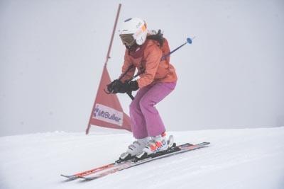Skier Cross Division 6 Girls