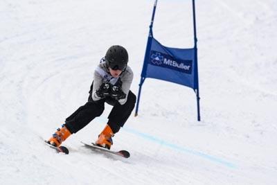 Alpine GS Division 3 Boys Challenger – Race Shots