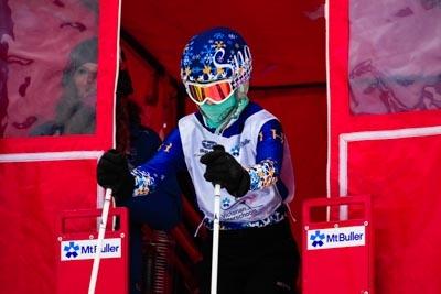 Alpine GS Div 3 Girls Challenger Gate Shots