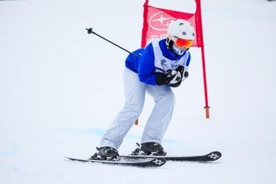 Alpine GS Div 3 Girls Challenger Race Shots