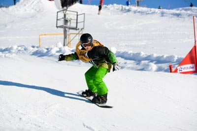 Snowboard Cross Division 3 Boys