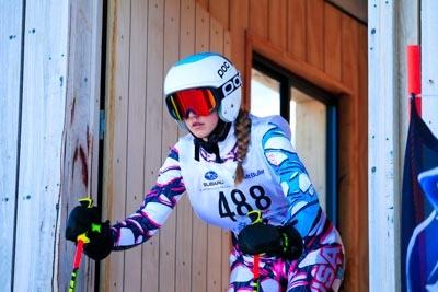Alpine GS Division 2 Girls – Gate Shots