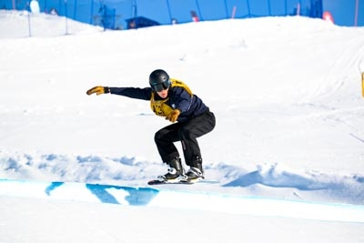 Snowboarder Cross Division 1 Boys
