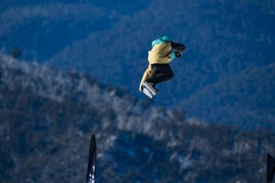 Snowboard Slope Style Div 2 & 3 Boys & Girls