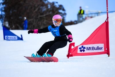 Snowboard GS Division 3 Girls – RACE