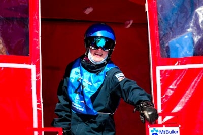Snowboard GS Division 2 Girls – GATE