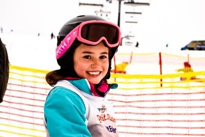 Ski School Race Day – Portraits