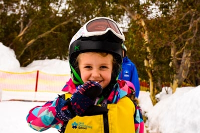 Ski School and Magic Forest AM
