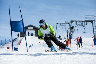 Ajax Ski Club GS – Race Shots