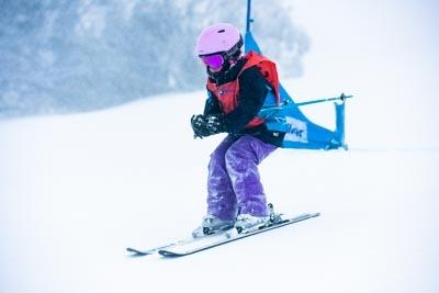 Skier X Girls Div 5 (Bib 1-71)