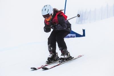 Division 4 girls Ski Cross