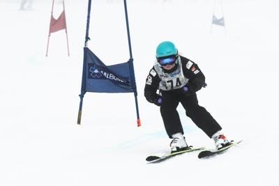 Division 5 Girls Alpine GS