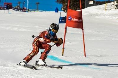 Division 3 Girls Alpine GS
