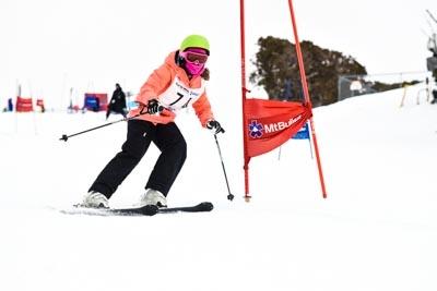 Division 3 Girls Challenger – Race Shots