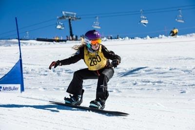 Division 3 Snowboard Cross Finals