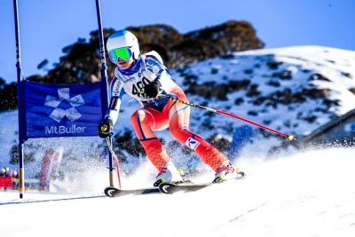 Div 2 Girls Alpine GS BIB 412- 552