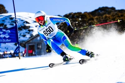 Div 2 Girls Alpine GS BIBS 553-657