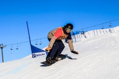 Div 1 Boys Snowboard Cross