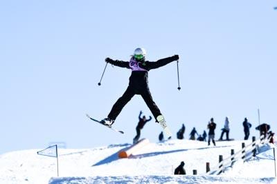 Div 2 Girls Ski Slopestyle