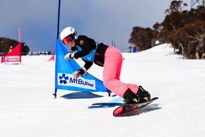 Div 2 Girls Snowboard GS