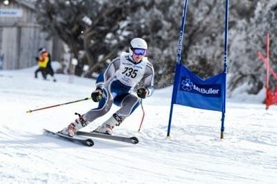 Div 1 Alpine GS Boys Race Shots (Bib 710-770)