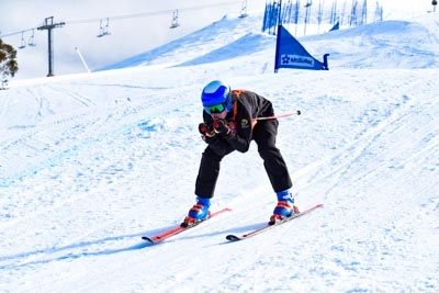 Division 1 Boys Ski Cross Final