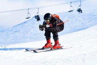 Division 1 Boys Ski Cross Qualifier