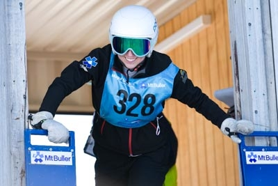 Division 2 Girls Snowboard GS – Gate Shots