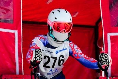 Divison 4 Girls Alpine GS – Gate Shots