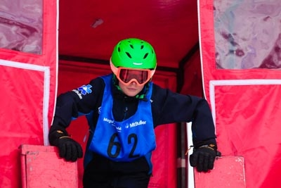 Division 5 Boys Snowboard GS – Gate Shots