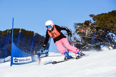 Division 3 Girls Ski Cross Qualifier