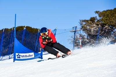 Division 3 Boys Ski Cross Qualifier