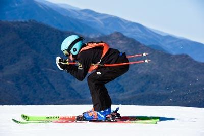 Division 3 Girls Ski Cross Final