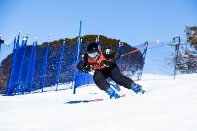 Division 3 Boys Ski Cross Final