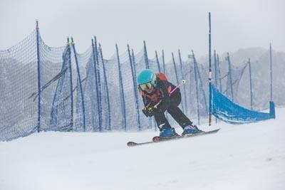 Division 5 Girls Ski Cross