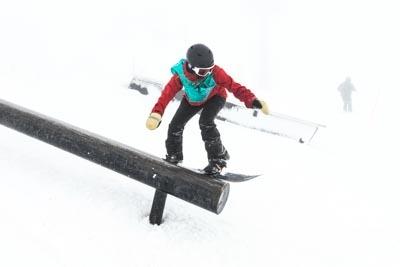 Division 1 Girls Snowboard Slopestyle