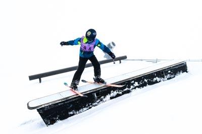 Div 3 Boys Ski Slopestyle