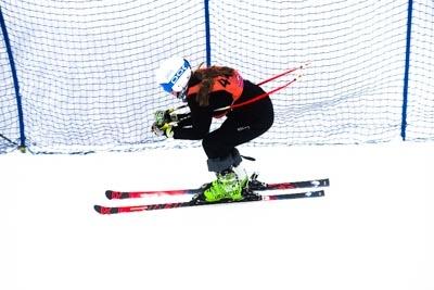Division 2 Girls Ski Cross