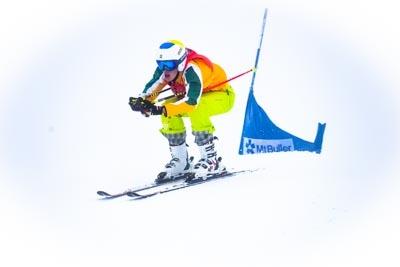 Division 2 Boys Ski Cross