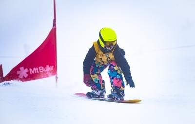 Division 4 Girls Snowboard Cross