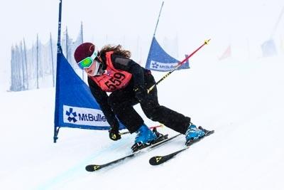 Division 1 Girls Ski Cross