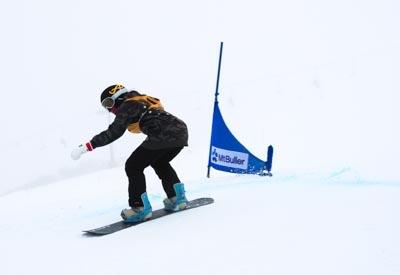Division 3 Girls Snowboard Cross – Final