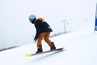 Division 3 Boys Snowboard Cross – Final